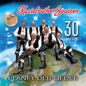 Planet der Lieder von Kastelruther Spatzen