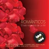 Románticos, el lado romántico de La 100 de Various Artists