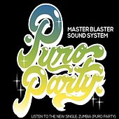 Zumbia (Puro Party) by Master Blaster Soundsystem