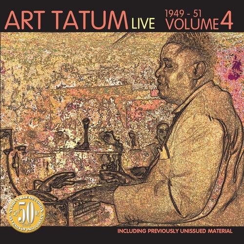 Live 1949 – 1951, Volume 4 by Art Tatum