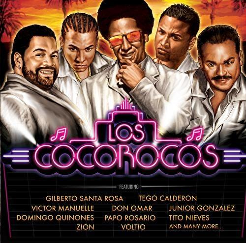 Los Cocorocos by Various Artists