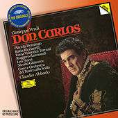 Verdi: Don Carlos by Plácido Domingo