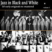 Jazz in Black and White Volume 1 de Various Artists