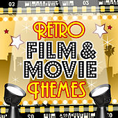 Retro Film & Movie Themes de Various Artists