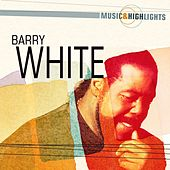 Music & Highlights: Barry White de Barry White