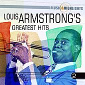 Music & Highlights: Louis Armstrong's - Greatest Hits, Vol. 2 by Louis Armstrong