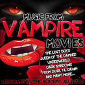Music from Vampire Movies by Academy Allstars