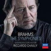 Brahms: The Symphonies di Gewandhausorchester Leipzig