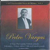 Pedro Vargas van Various Artists