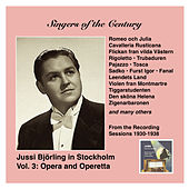 Voices of the Century: Jussi Björling in Stockholm, Vol. 3 – Opera and Operetta (Recorded 1930-1938) von Jussi Bjorling