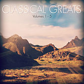 One Hundred Classical Greats: Vol. 1-5 de Various Artists