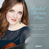 Mendelssohn & Schumann: Violin Concertos de Rachel Barton Pine