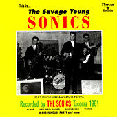 The Savage Young Sonics von The Sonics
