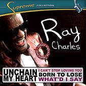 Collection Supreme: Ray Charles (Versions originales remasterisées) de Ray Charles