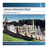 Bach: Orchestral Suites Nos. 1-4 by Ton Koopman