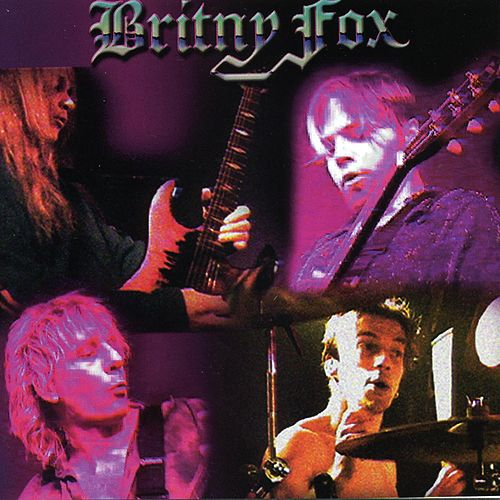 Long Way To Live by Britny Fox