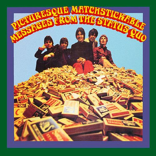 Picturesque Matchstickable Messages from the Status Quo by Various Artists
