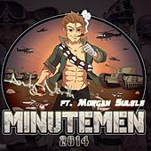 Minutemen 2014 (feat. Morgan Sulele) by Andy North