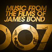 Music from the Films of James Bond by Various Artists