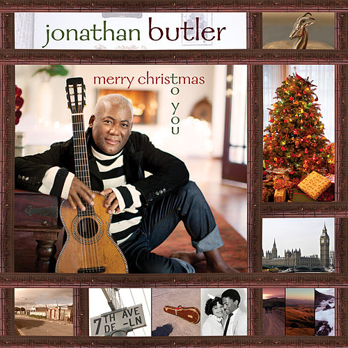 Merry Christmas to You by Jonathan Butler