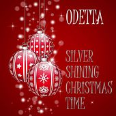 Silver Shining Christmas Time by Odetta