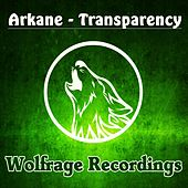 Transparency - Single by A.R. Kane