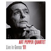 Live In Genoa '81 by Art Pepper