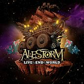 Live At the End of the World van Alestorm