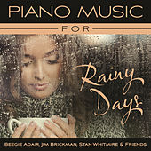 Piano Music For Rainy Days de Various Artists