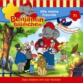 Folge 71 - Benjamin Blümchen: Alle meine Freunde von Benjamin Blümchen