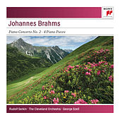 Brahms: Piano Concerto No.2 & 4 Piano Pieces, Op. 119 by Rudolf Serkin