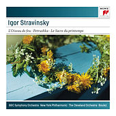 Stravinsky: The Firebird; Petrushka; Le Sacre de Printemps de Pierre Boulez