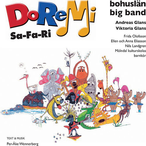Doremi SaFaRi by Bohuslän Big Band