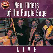 Live by New Riders Of The Purple Sage