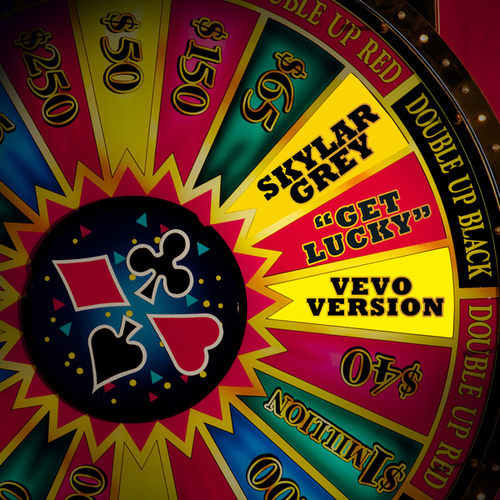 Get Lucky by Skylar Grey