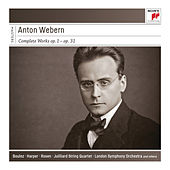 Anton Webern: Complete Works: Op. 1 - Op. 31 de Various Artists