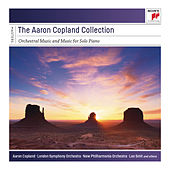 The Aaron Copland Collection: Orchestral Music and Music for Solo Piano von Various Artists