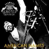 American Names Digital EP by Sebastien Grainger