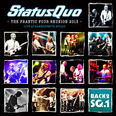 Back2SQ1 - The Frantic Four Reunion 2013 (Live At Hammersmith) de Status Quo