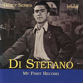 My First Record by Giuseppe Di Stefano