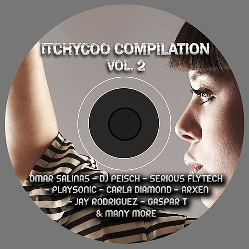 Itchycoo Compiloation Vol 2 - EP by Various Artists