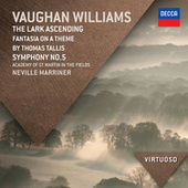 Vaughan Williams: The Lark Ascending; Fantasia On A Theme By Thomas Tallis; Symphony No.5 de Academy Of St. Martin-In-The-Fields