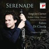 Serenade - Songs For Clarinet de Fabio Di Casola
