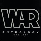 Anthology: 1970 - 1994 by WAR