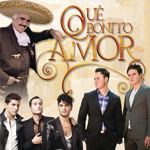 Que Bonito Amor by Various Artists