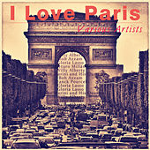 I Love Paris by Various Artists