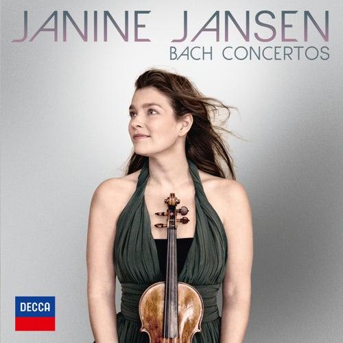 Bach Concertos von Janine Jansen
