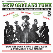 New Orleans Funk 3 de Various Artists