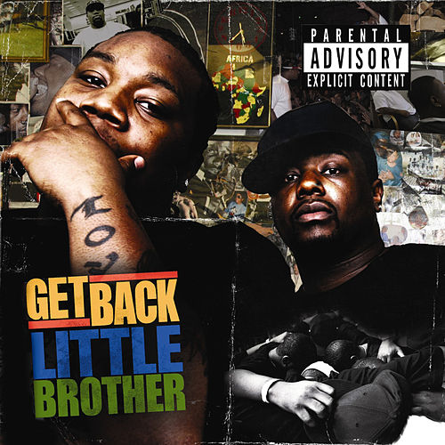 Getback by Little Brother
