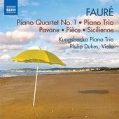 Fauré: Piano Quartet 1 - Piano Trio by Various Artists